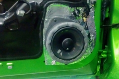2011 Chevy Camaro - full system installation with trunk lighting - sound deadening