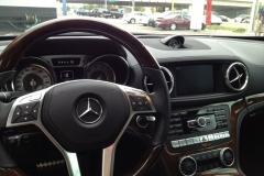 Mercedes SLK - Radar & Laser Shifter Install