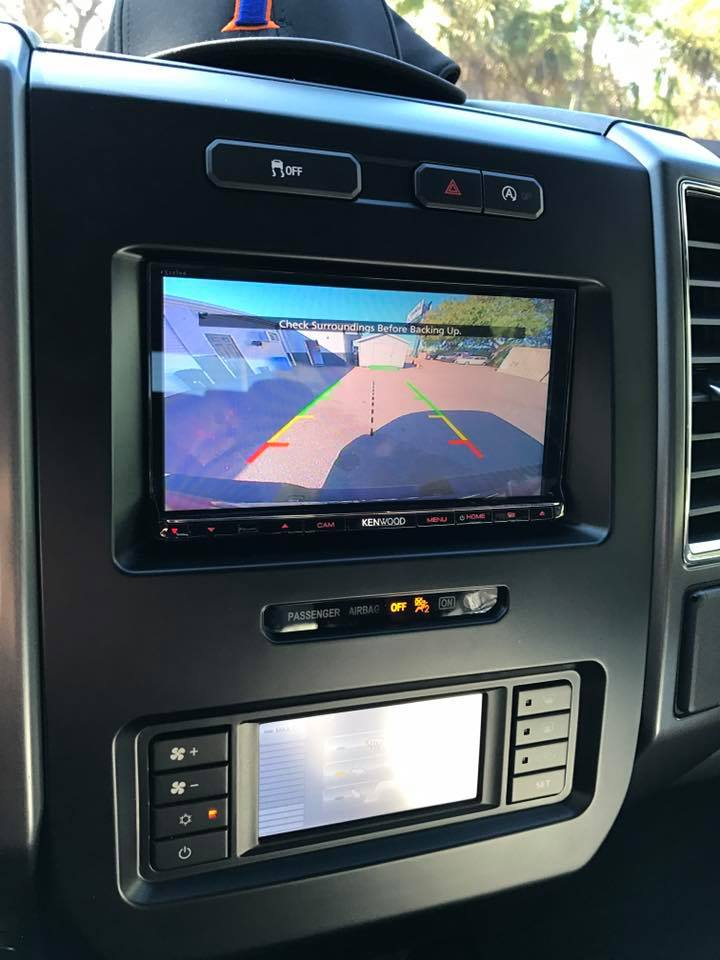 ford  kenwood excelon install auto styles