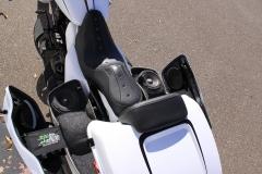 2015 Harley Davidson Road Glide Bagger Custom Stereo