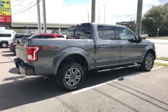 2016 Ford F-150 Katzkin Leather