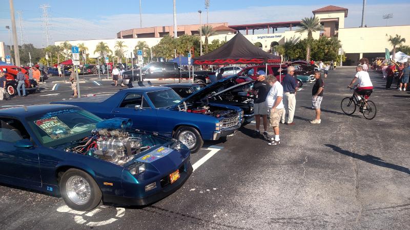 Daytona Auto Mall >> 2016 Mason Dixon Children's Christmas Wish Fund Charity Car Show - Auto Styles