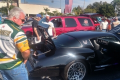 Joe Varilla's new project (though still under construction at Auto Styles) was def popular!!