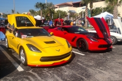 The Corvette Club in force!!!