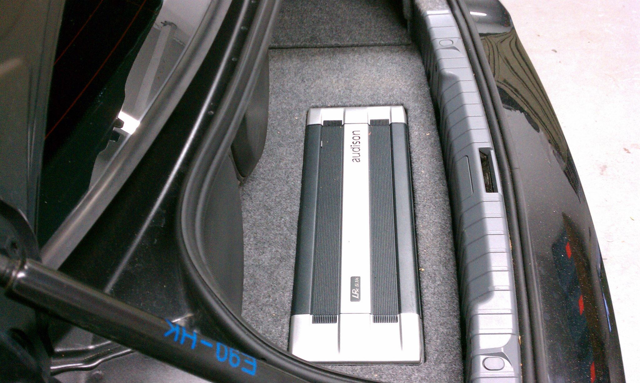 3 Series Bmw Car Audio Installation