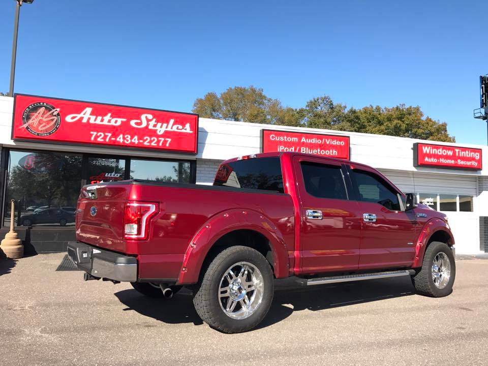 window tinting clearwater film 2015 ford f150 auto styles clearwater aluminum truck archives