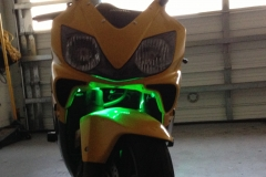 Honda CBR - Bike Lighting