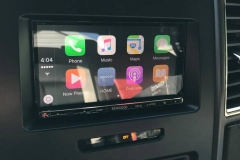 Apple CarPlay Home screen - Just like your iPhone