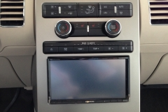 Ford Flex navigation - after