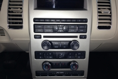 Ford Flex navigation - before