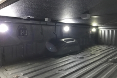 Ford F450 Super Duty LED Bed Lights