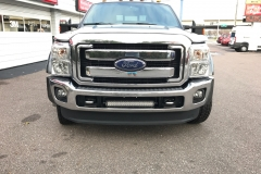 Ford F450 Super Duty LED Light Bar