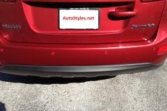 Santa Fe - Sensors painted to match vehicle