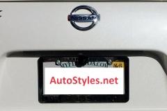 2014 Nissan 370z Front & Rear Camera Installation - Rear Camera