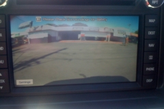 Ford Edge - Back-up Camera with OEM Screen Integration