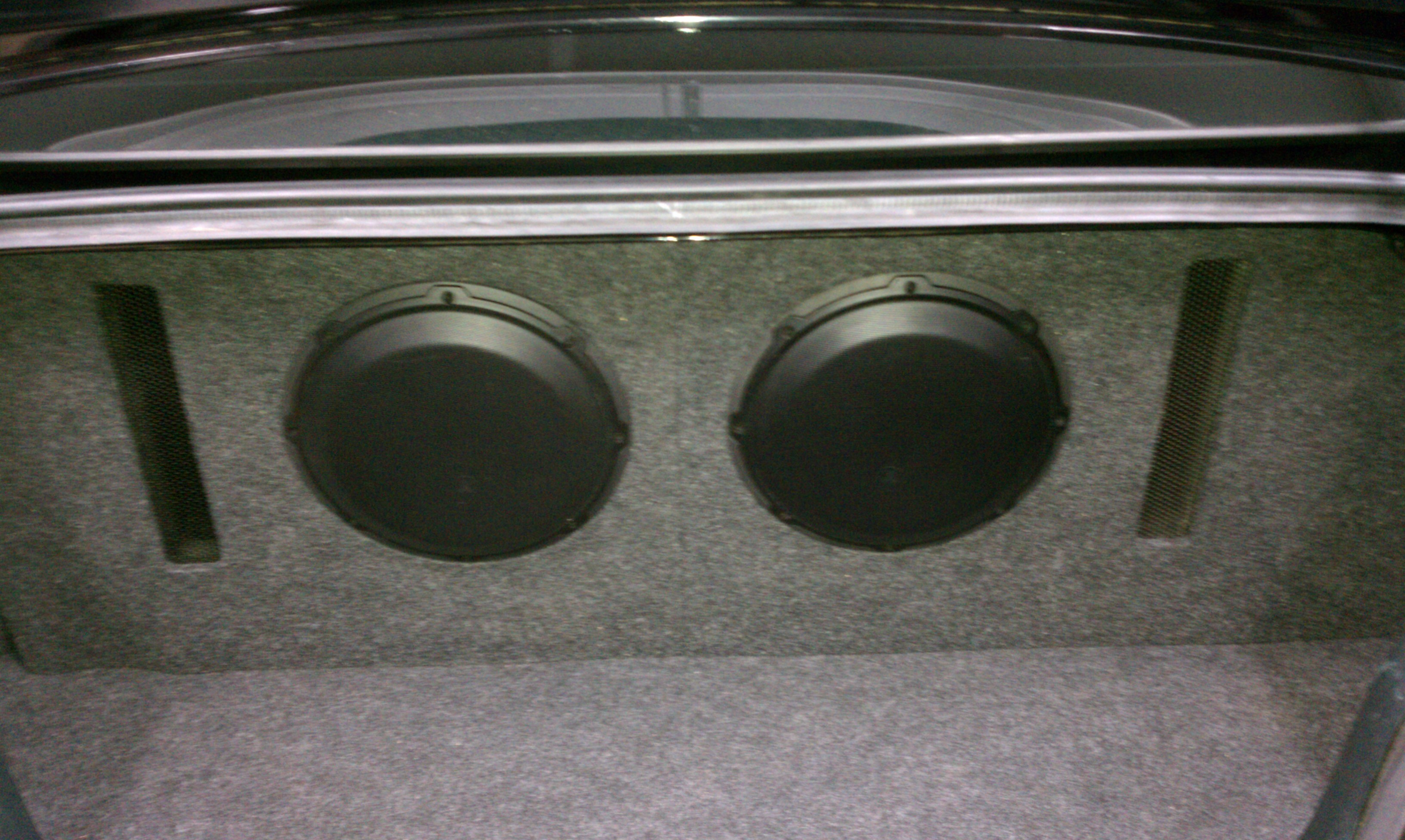 2012 mustang 2 10 jl audio w3 subwoofers installed in a custom 2012 ford mustang 2 10 jl audio w3 subwoofers installed in a custom publicscrutiny Choice Image