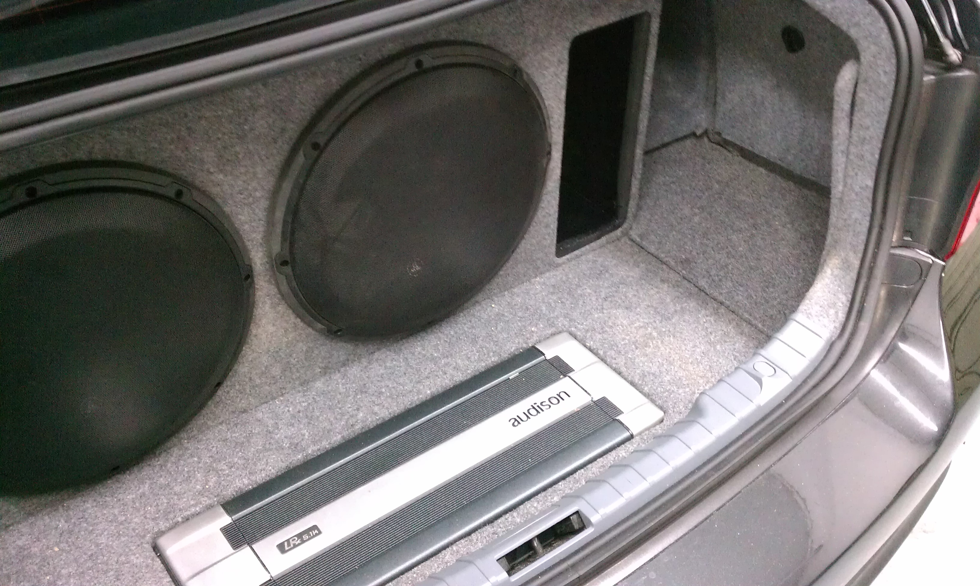 Car Audio Sales And Installation High End Custom Systems By The Pros Jl Amplifiers Bmw 3 Series Sub Amp Installed In Trunk