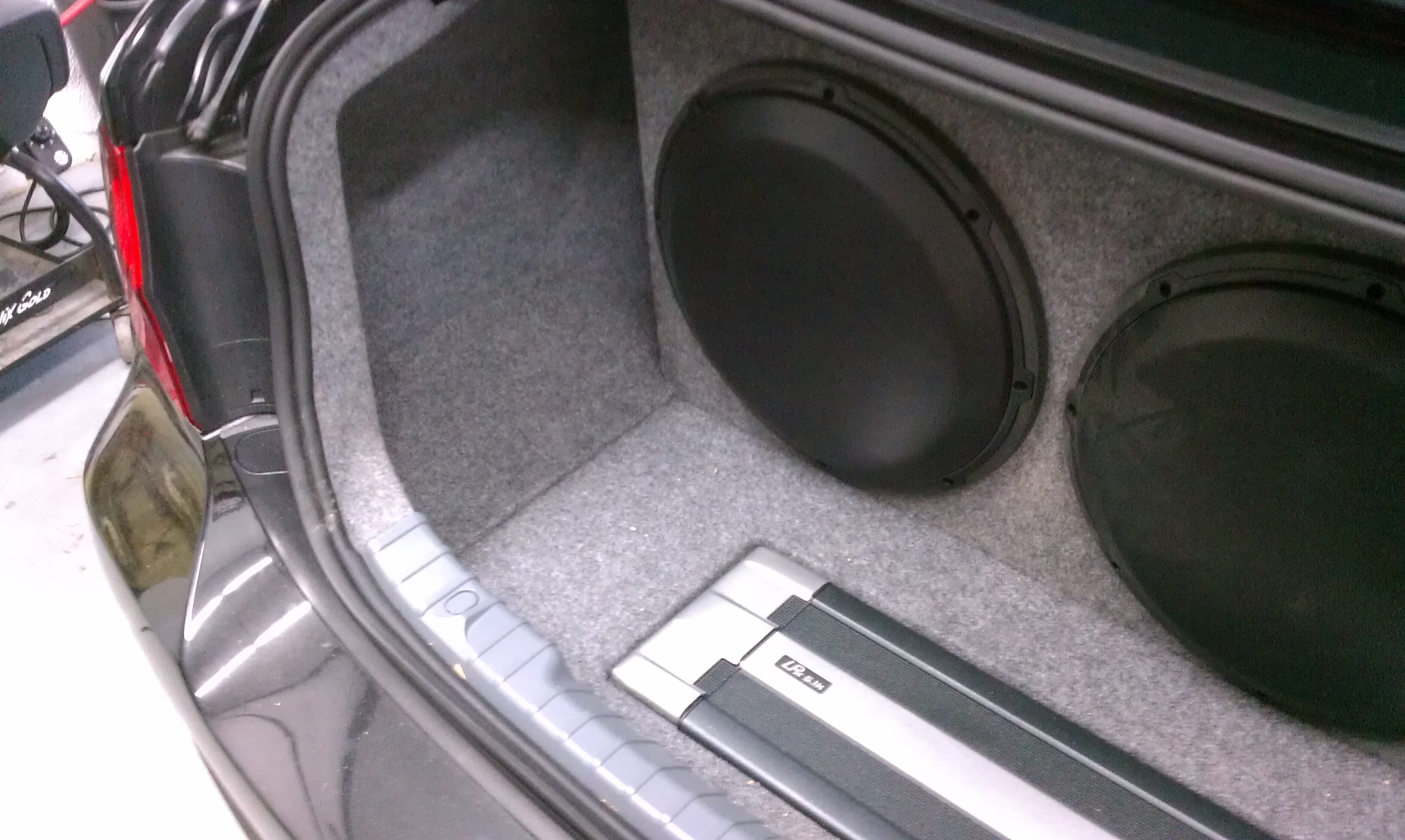 Car Audio Sales And Installation High End Custom Systems By The Pros How To A Stereo Bmw 3 Series Sub Amp Installed In Trunk