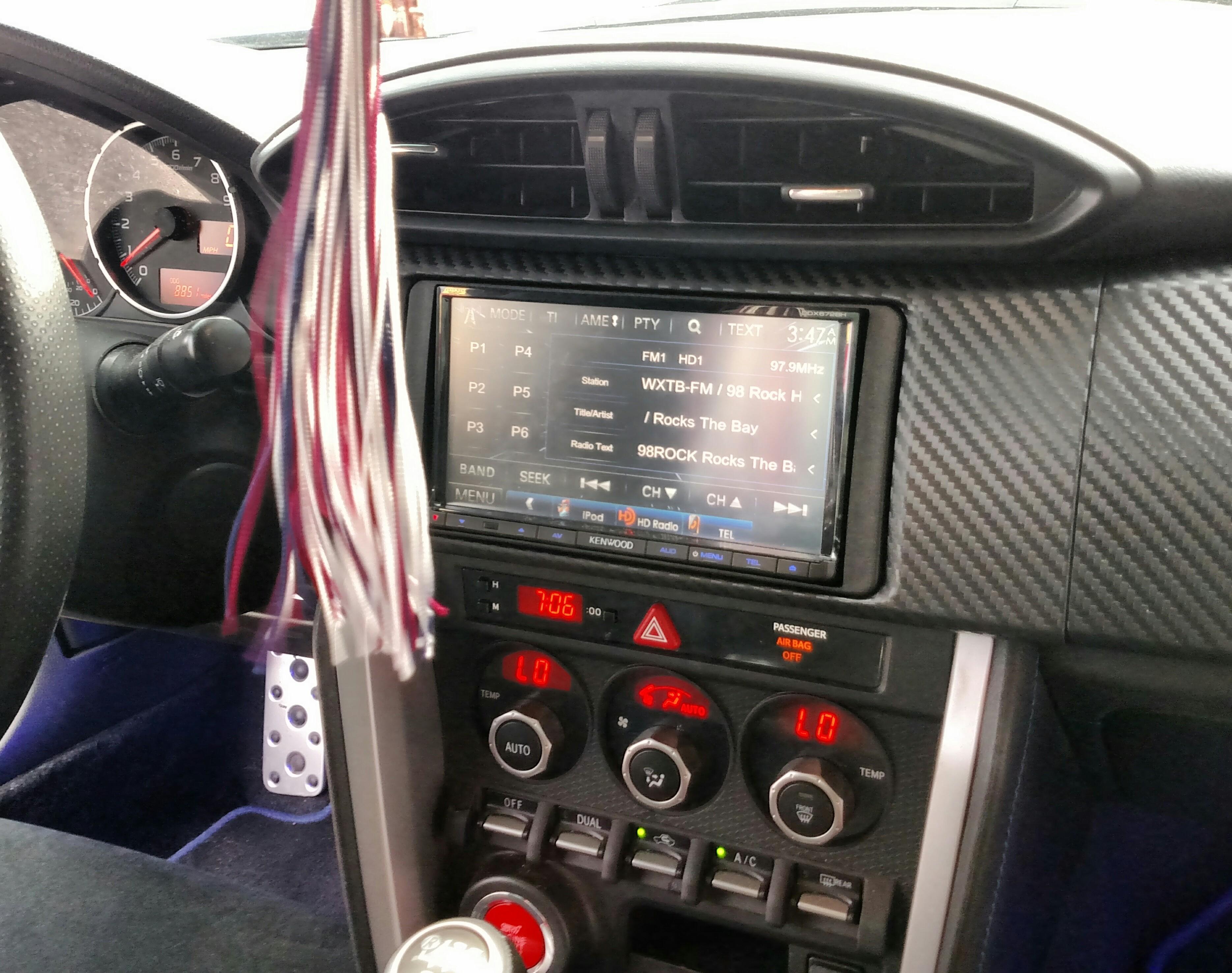 Palm Springs Subaru >> 2015 Subaru BRZ -Custom sound system featuring a Kenwood ...