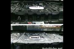 2009 Nissan 370z sound dampening - before & after