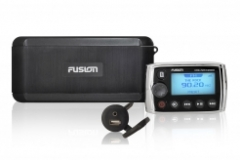 FUSION MS-BB300R black box entertainment system with wired remote control