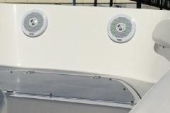 TideWater - front speaker installation