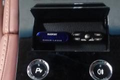 2012 Aston Martin - Radar & Laser Shifter Install - Interior controller