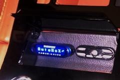 2012 Aston Martin - Radar & Laser Shifter Install - Interior Sensor