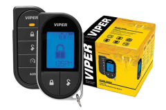 Viper LCD 2-Way security + remote start system: Responder LC3 – the 3rd generation of Responder, complete with SST one mile range, new priority icons and text seen on a 20% larger liquid-crystal display, an onboard lithium-ion rechargeable battery with micro-USB recharging. All in the slimmest display remote on the market.