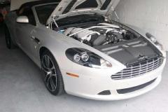 Aston Martin Escort Radar 9500ci Laser System