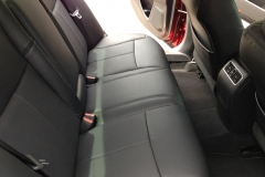 2013 Nissan Altima - Katzkin perforated leather kit