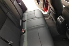 2013 Nissan Altima - Katzkin perforated leather kit