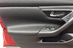 2013 Nissan Altima - drivers door panel recovered