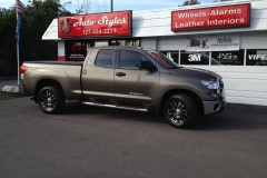 2012 Toyota Tundra - complete Katzkin leather interior