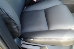 2012 Toyota Tundra - leather front seat