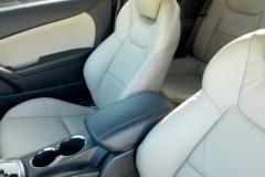 2013 Hyundai Genesis - leather front seat