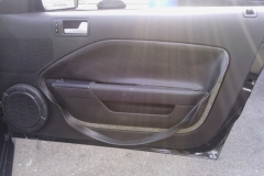 Mustang passenger door - before