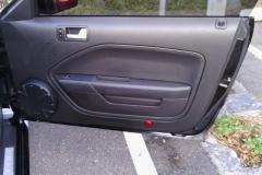Mustang passenger door - after