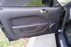 Mustang driver's door - after