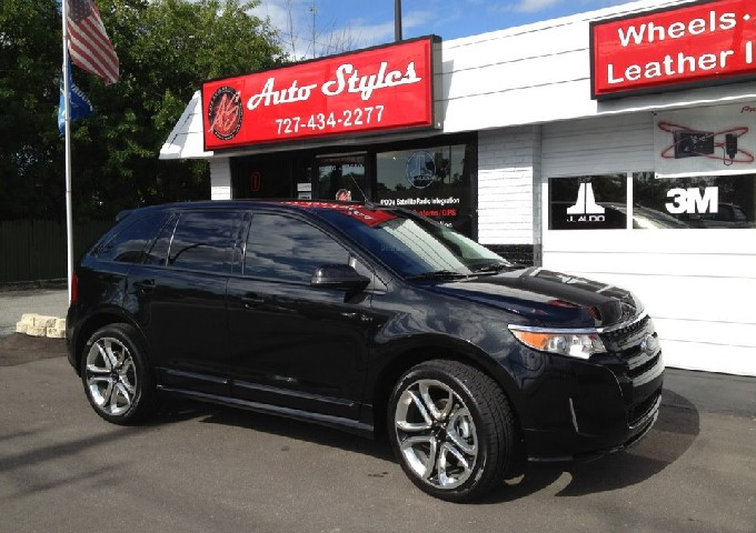 Fiat Of Palm Springs >> Car Tint Photo Gallery - Suntek & Madico