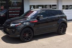 Range Rover Evoque - full tint