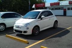 Fiat - full tint