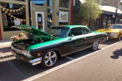 1962 Impala with 3M Color Stable film