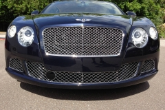 Bentley with Escort Radar 9500ci Laser System