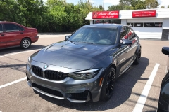 2018 BMW M3 - Crystalline Window Tint