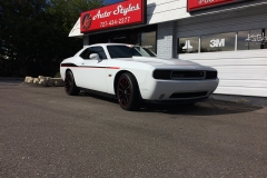 Dodge Challenger 392 - Audio/Leather