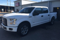 2017 Ford F150 at Auto Styles