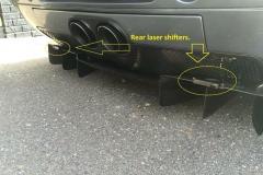 Ford GT Front/Rear Laser Shifter Install