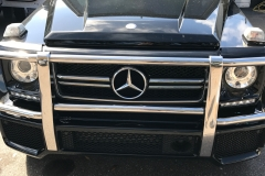 2014 Mercedes G63 AMG with JL Audio