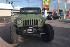 Jeep Wrangler 6x6